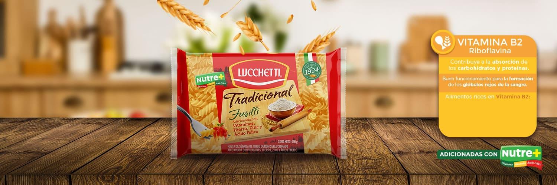 Paquete de pasta Lucchetti tradicional