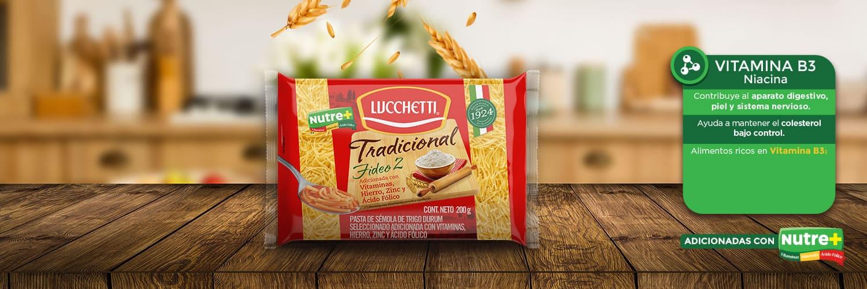 Pasta Lucchetti fideo no. 2